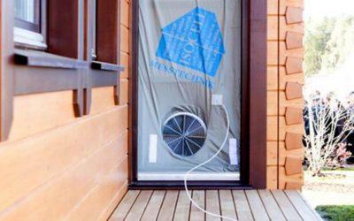Una prueba única de las propiedades de ahorro de las casas prefabricadas