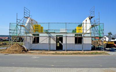 Casa prefabricada lista desde fábrica