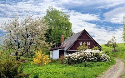 Tecnologías para la construcción de casas de campo.